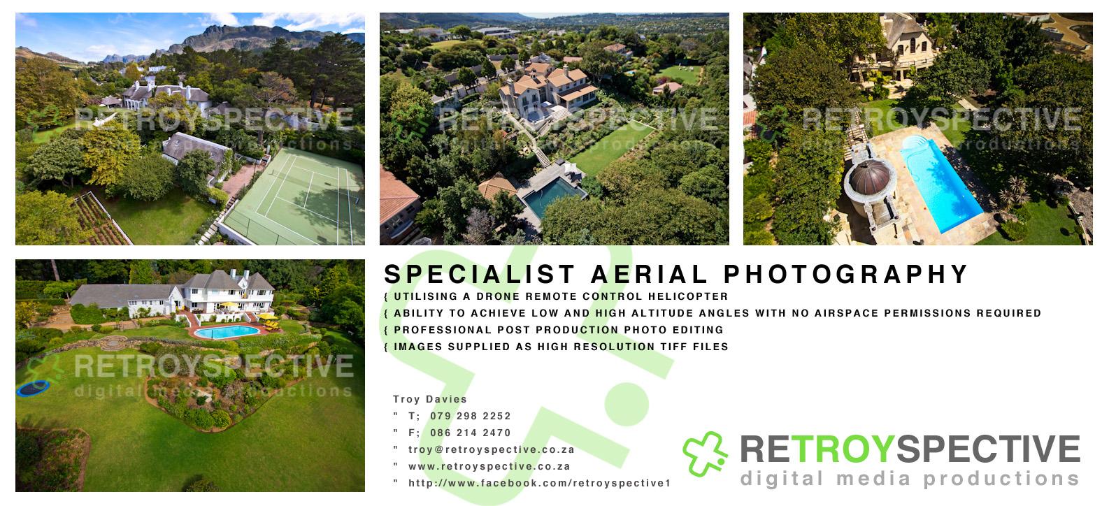 aerial property portfolio