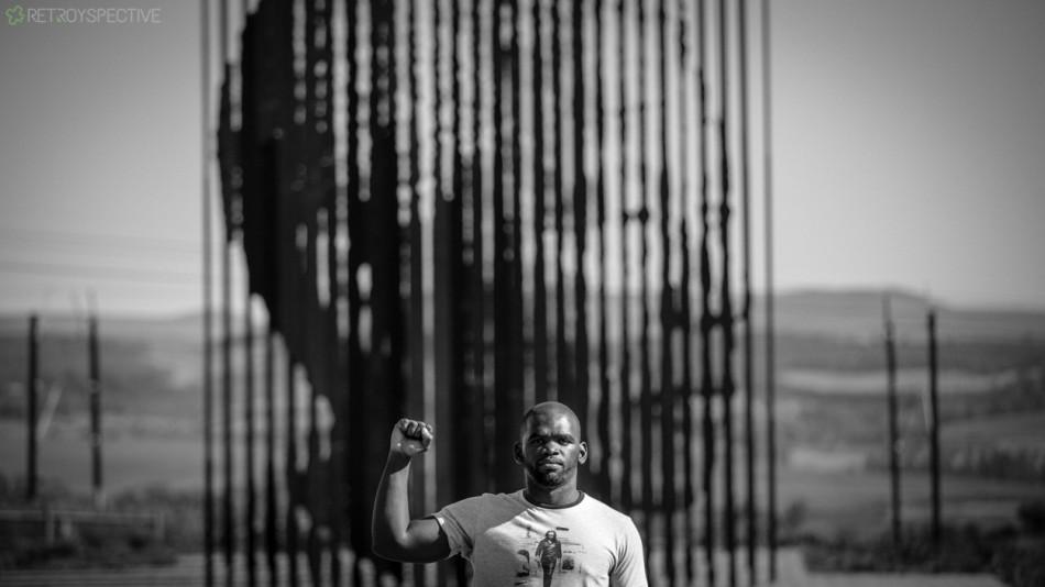 Amandla Siv - Mandela's capture site